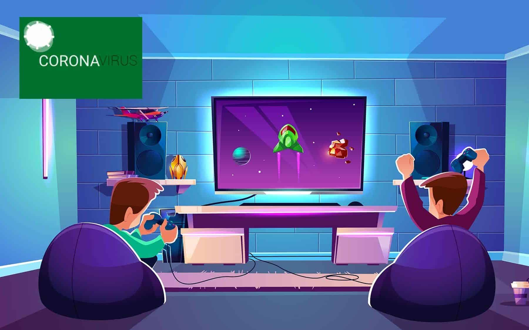 Gaming et coronavirus