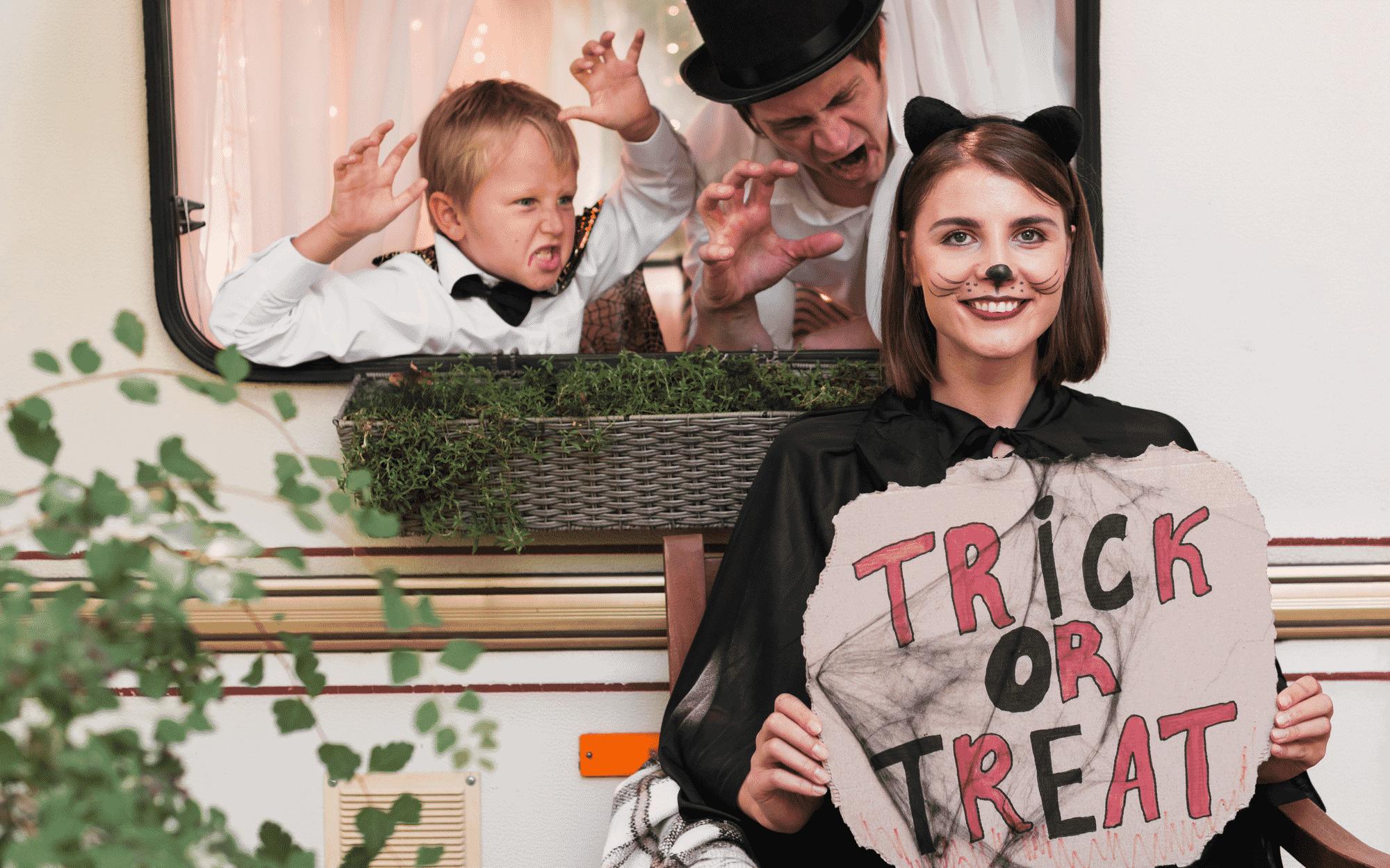 Halloween – Bonbons et sorts sans péril