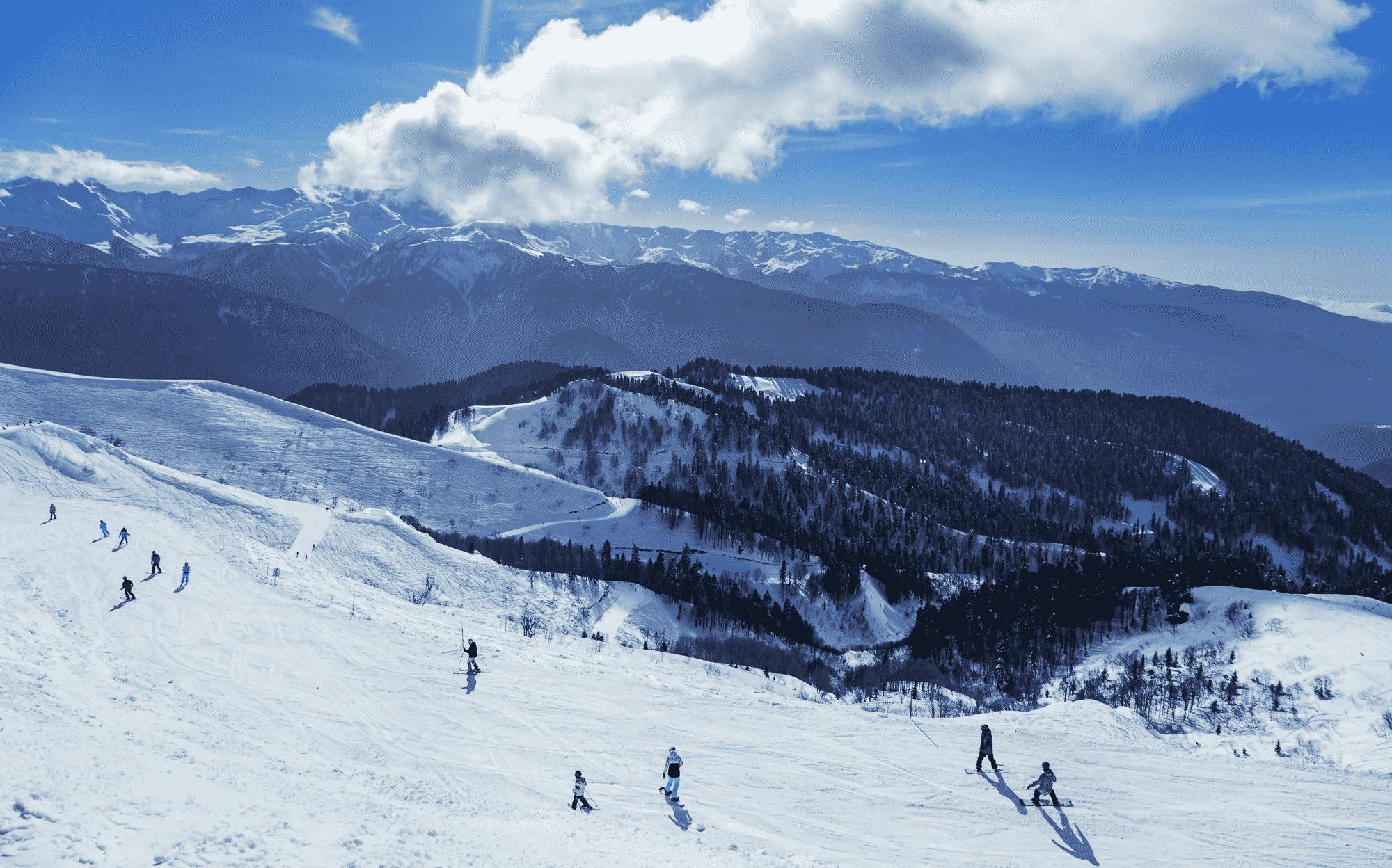 Sports d'hiver et sécurité