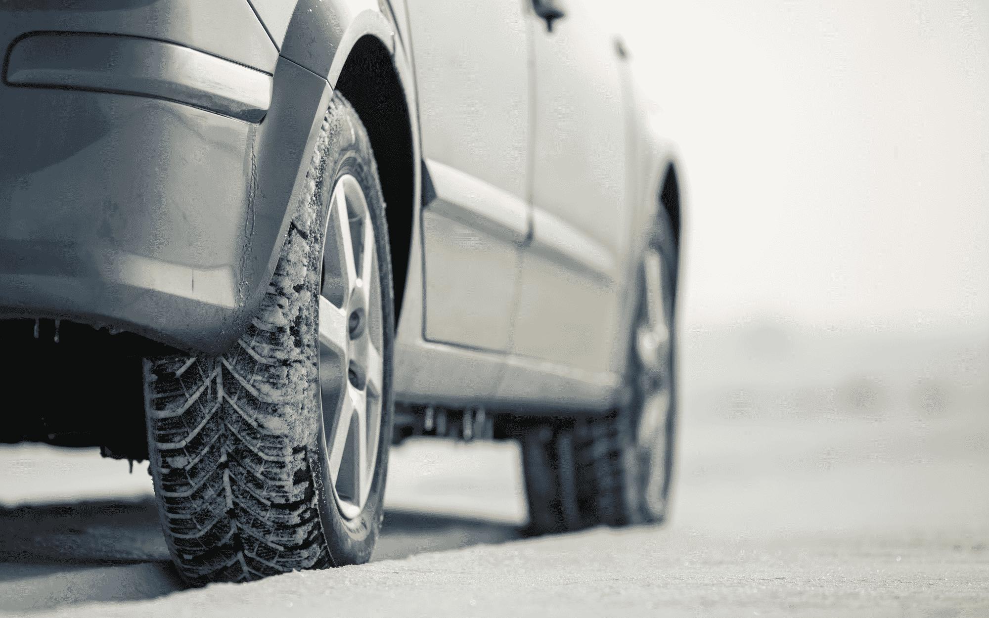 Bonne utilisation des pneus neige