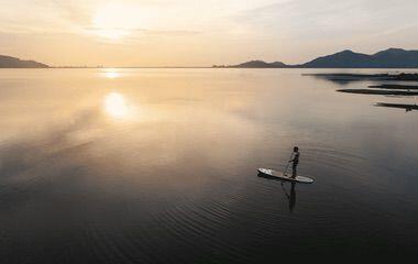 Paddle sans risques