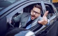 Agressivité sur la route